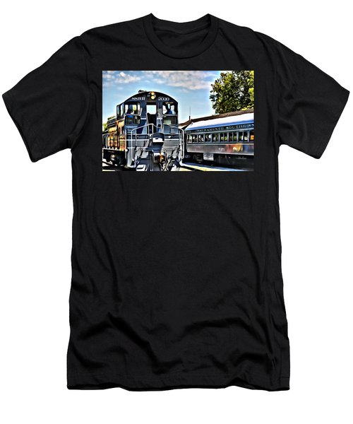 Sacramento Southern Men's T-Shirt (Athletic Fit)
