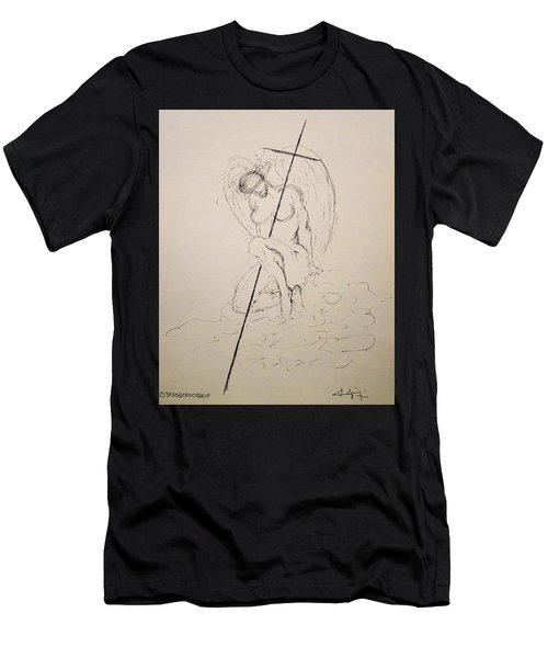 Sacred Men's T-Shirt (Athletic Fit)