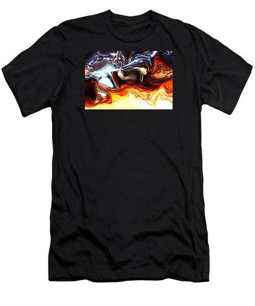 Sacrifice Men's T-Shirt (Slim Fit) by Richard Thomas