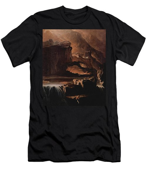 Sadak And The Waters Of Oblivion  Men's T-Shirt (Athletic Fit)