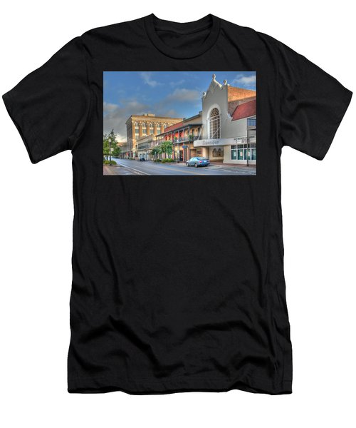 Saenger Theater Men's T-Shirt (Athletic Fit)