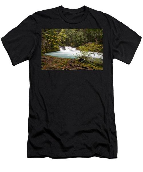 Sahalie Oasis Men's T-Shirt (Athletic Fit)