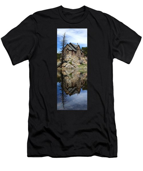 Saint Malo Chapel Men's T-Shirt (Athletic Fit)