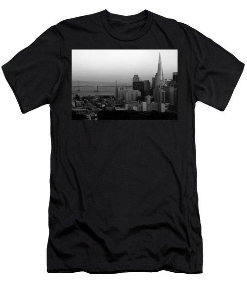 San Francisco Men's T-Shirt (Athletic Fit)