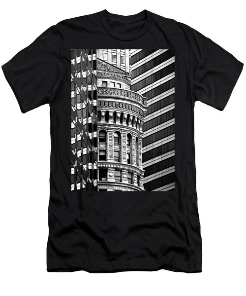 San Francisco Design Men's T-Shirt (Athletic Fit)
