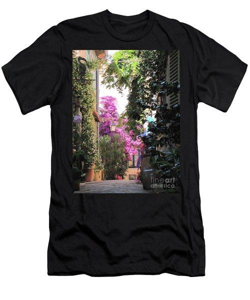 St Tropez Men's T-Shirt (Athletic Fit)