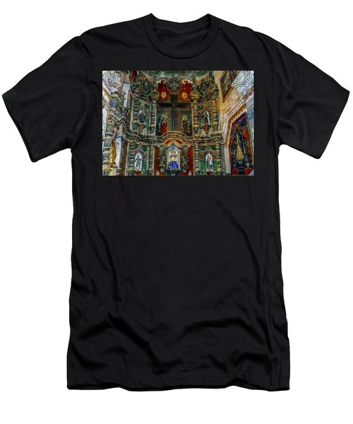 San Xavier Mission Men's T-Shirt (Athletic Fit)