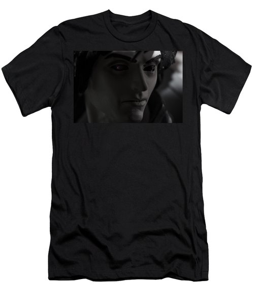 Sandman Portrait - Morpheus Men's T-Shirt (Athletic Fit)