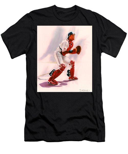 Sandy Alomar Men's T-Shirt (Athletic Fit)