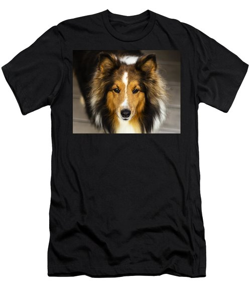 Sandy The Perfect Model Men's T-Shirt (Slim Fit)