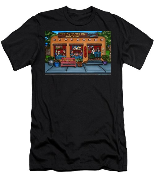 Santa Fe Restaurant Tyler Men's T-Shirt (Athletic Fit)