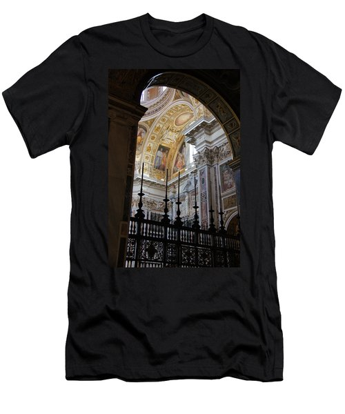 Santa Maria Maggiore Men's T-Shirt (Athletic Fit)