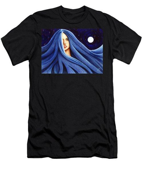 Sapphyre Men's T-Shirt (Athletic Fit)
