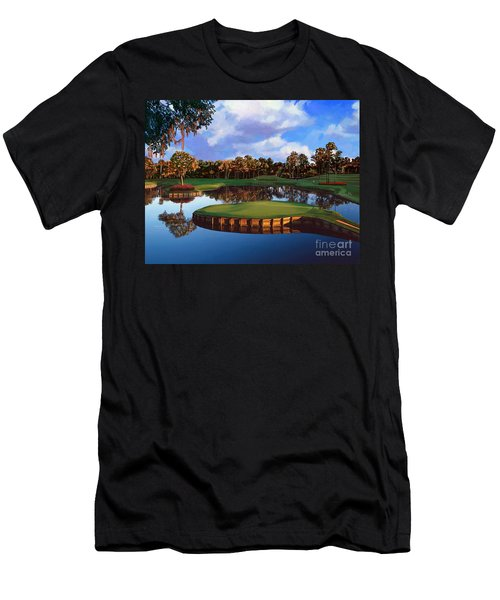 Sawgrass 17th Hole Men's T-Shirt (Slim Fit)