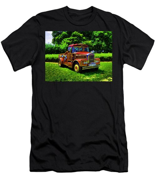 Scammell Highwayman - Color Men's T-Shirt (Athletic Fit)