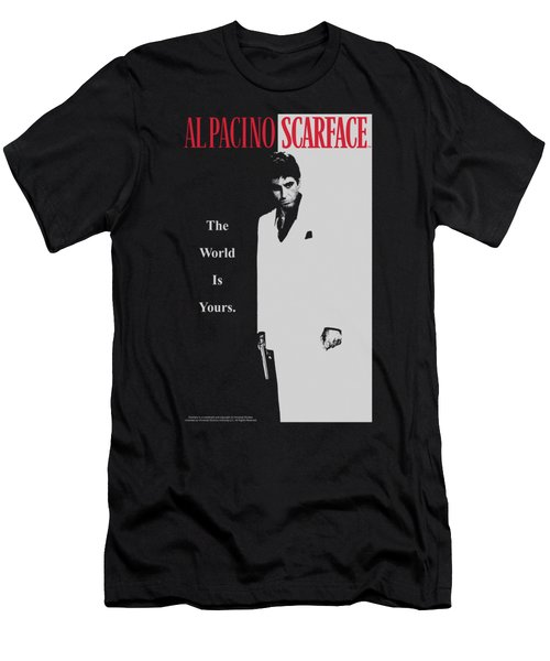 Scarface - Classic Men's T-Shirt (Athletic Fit)