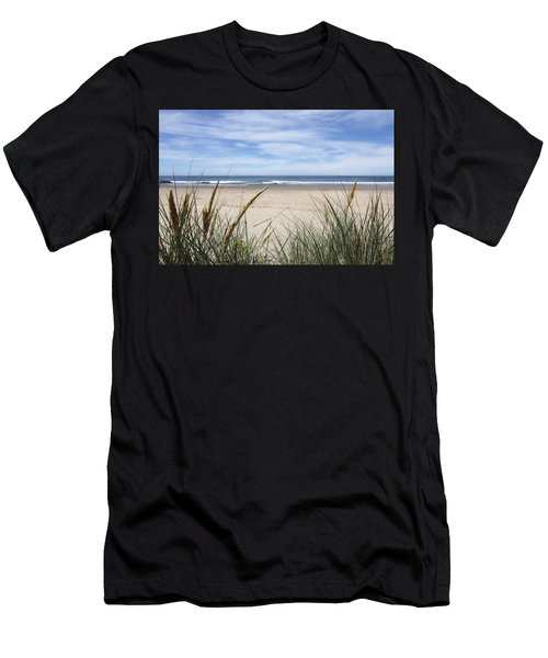 Scenic Oceanview Men's T-Shirt (Athletic Fit)