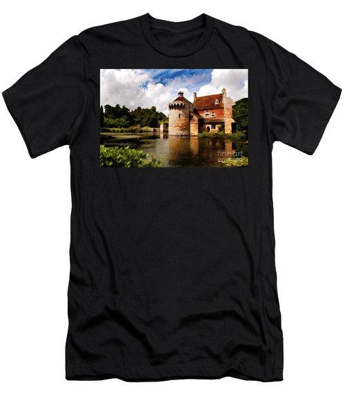 Scotney Castle Men's T-Shirt (Athletic Fit)