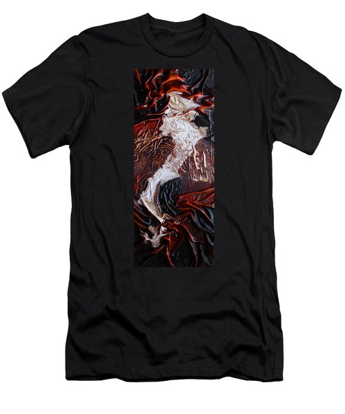 Sea Horse Men's T-Shirt (Athletic Fit)