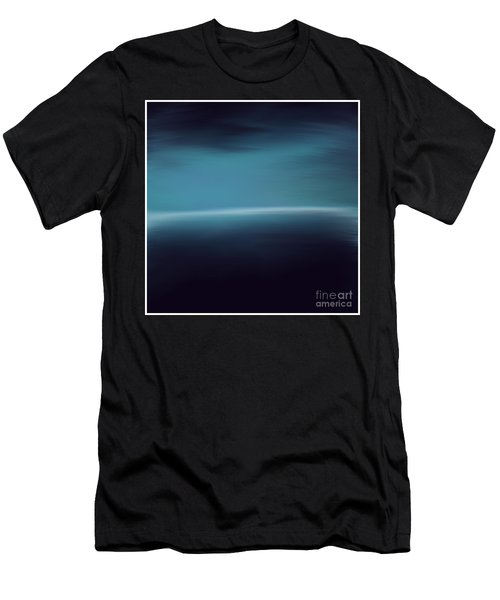 Sea Of Light Men's T-Shirt (Athletic Fit)