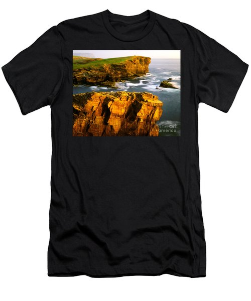 Sea Of Time Men's T-Shirt (Athletic Fit)