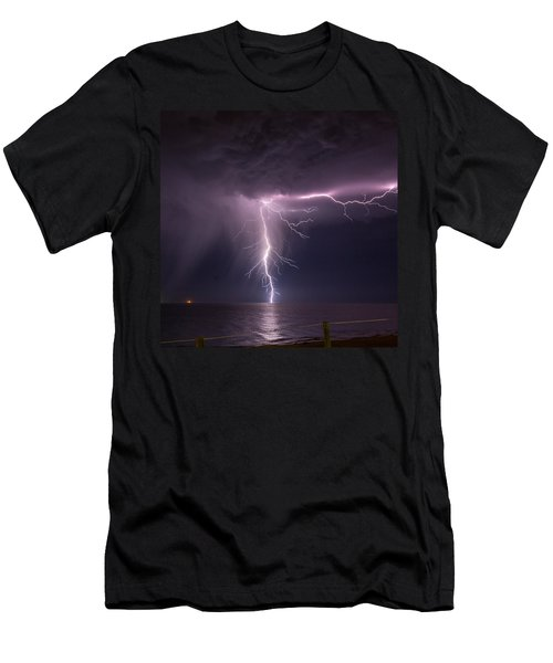 Sea Strike Men's T-Shirt (Athletic Fit)