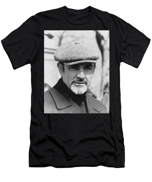 Sean Connery Men's T-Shirt (Athletic Fit)