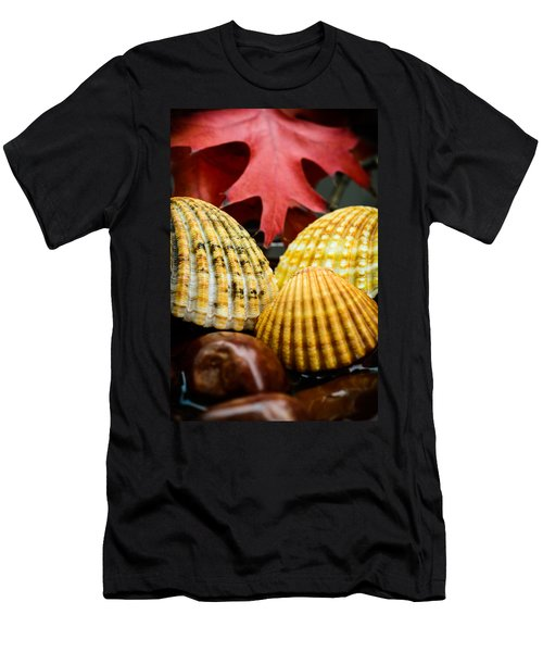 Seashells II Men's T-Shirt (Athletic Fit)