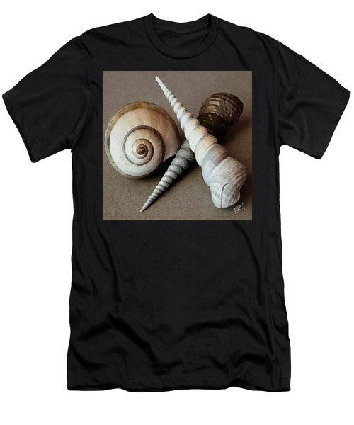 Seashells Spectacular No 24 Men's T-Shirt (Athletic Fit)