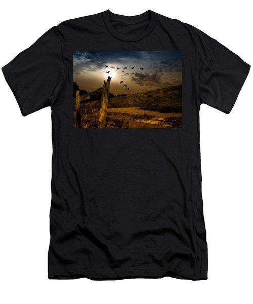 Seasons Of Change Men's T-Shirt (Athletic Fit)