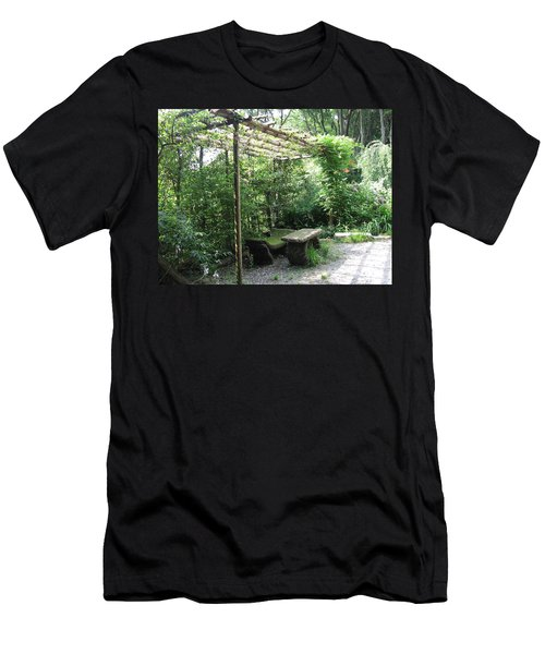 Seat Of Nature Men's T-Shirt (Athletic Fit)