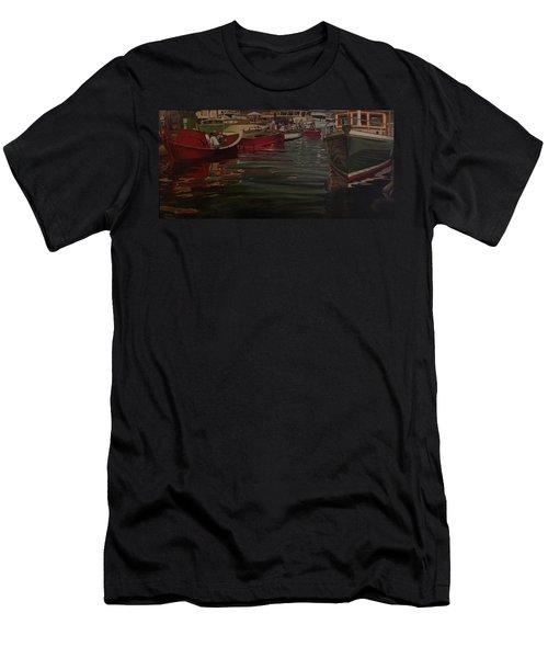 Seattle Boat Show Men's T-Shirt (Slim Fit)