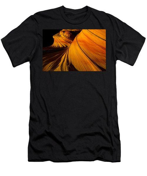 Second Wave Men's T-Shirt (Athletic Fit)