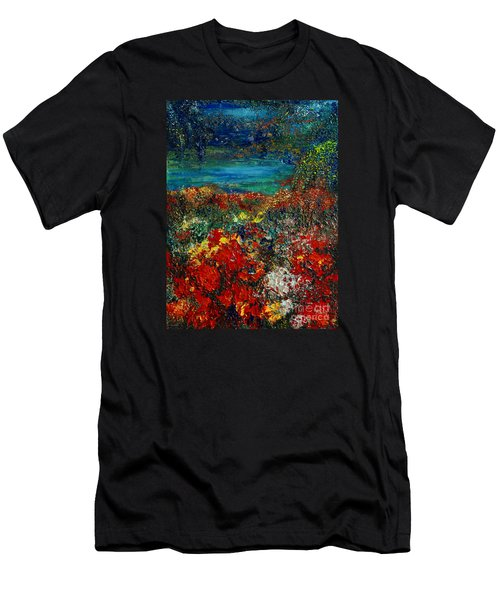 Secret Garden Men's T-Shirt (Athletic Fit)