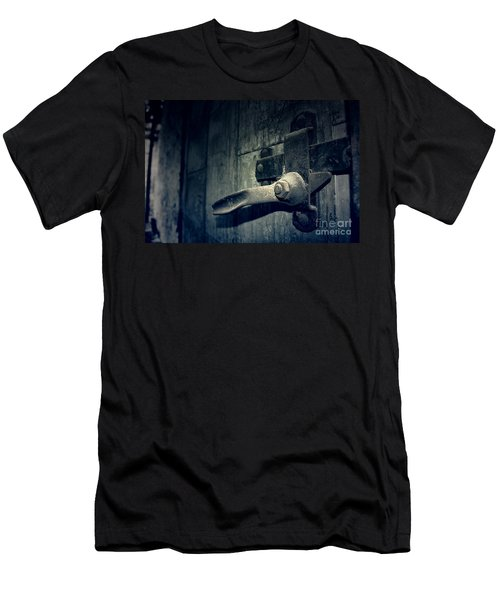 Secrets Within Men's T-Shirt (Slim Fit) by Trish Mistric