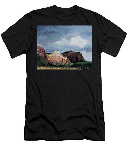 Sedona Storm Men's T-Shirt (Athletic Fit)