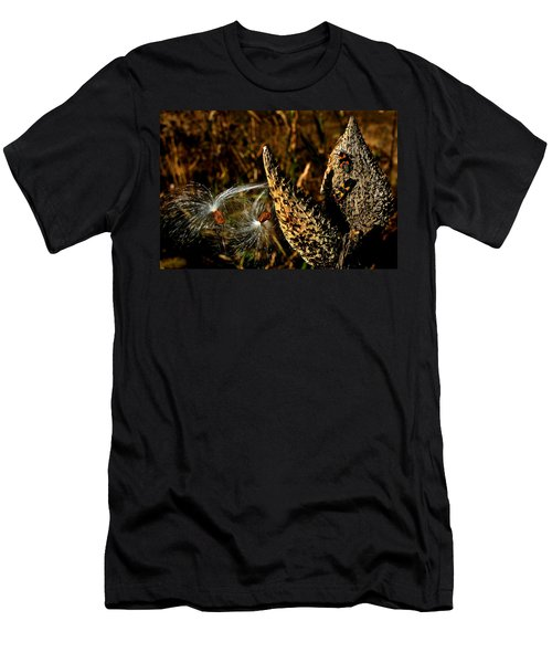 Seeds In The Wind Men's T-Shirt (Athletic Fit)