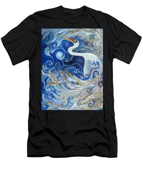 Seeking Balance Men's T-Shirt (Athletic Fit)
