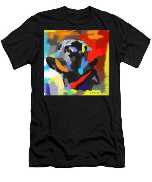 Dog Sem Men's T-Shirt (Athletic Fit)