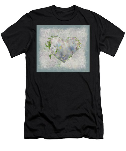 Sending Out New Shoots Men's T-Shirt (Athletic Fit)