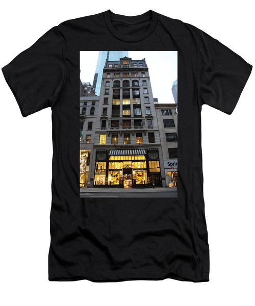 Sephora House - 5th Ave Nyc Men's T-Shirt (Athletic Fit)