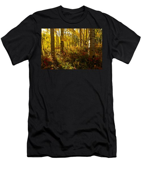 September Scene Men's T-Shirt (Athletic Fit)
