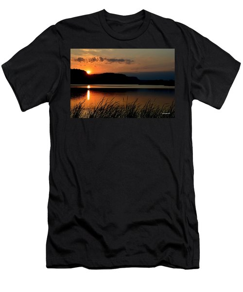 September Sunset Men's T-Shirt (Athletic Fit)