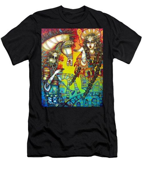 Serenade Men's T-Shirt (Slim Fit)