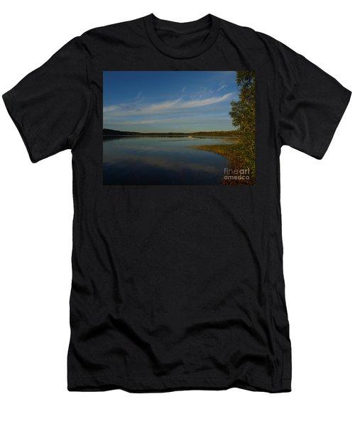 Serene Dive Men's T-Shirt (Athletic Fit)