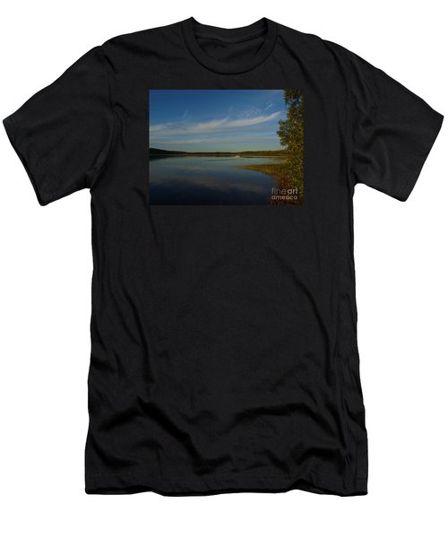 Serene Dive Men's T-Shirt (Athletic Fit)