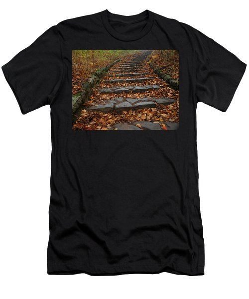Men's T-Shirt (Slim Fit) featuring the photograph Serenity by James Peterson