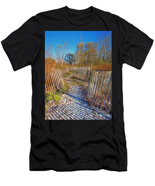 Serenity Trail.... Men's T-Shirt (Athletic Fit)