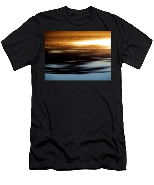 Setting Sun Men's T-Shirt (Athletic Fit)