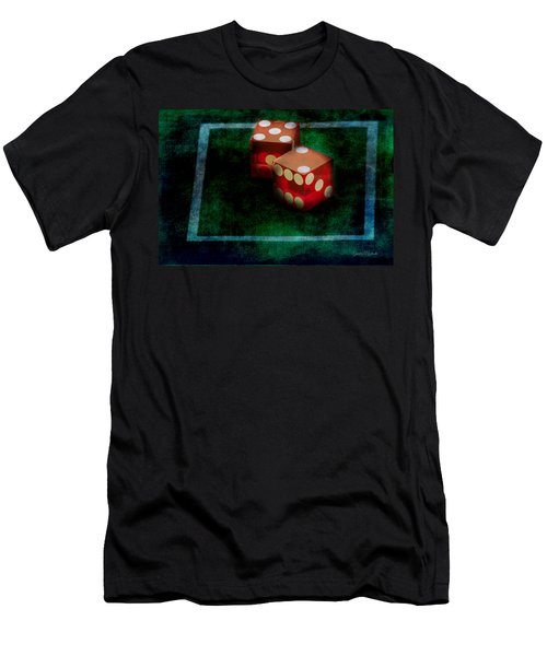 Men's T-Shirt (Athletic Fit) featuring the photograph Seven by Gunter Nezhoda